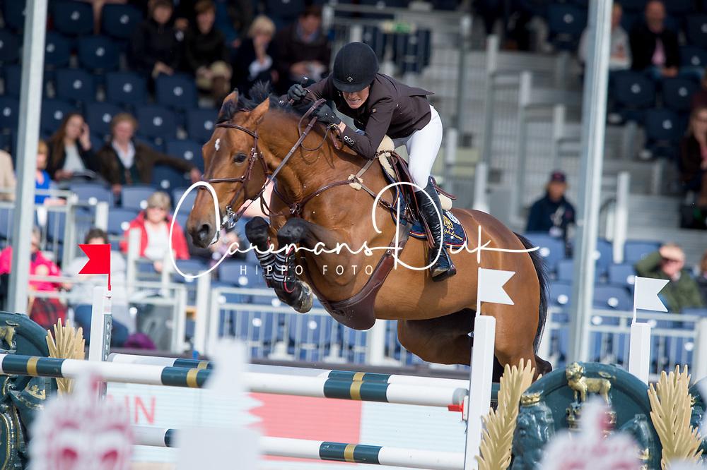 Springsteen Jessica, USA, Davendy S<br /> CSI5* Jumping<br /> Royal Windsor Horse Show<br /> © Hippo Foto - Jon Stroud