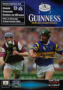 All Ireland Senior Hurling Championship Final,.09.09.2001, 9th September 2001,.Minor Cork 2-10, Galway 1-8,.Senior Tipperary 2-18, Galway 2-15,  .09092001AISHCF,..