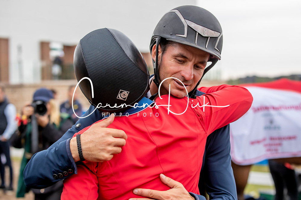 Beezie Madden, USA, Guerdat Steve, SUI<br /> Spruce Meadows Masters - Calgary 2019<br /> © Dirk Caremans<br />  08/09/2019