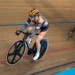 27-12-2019: Wielrennen: NK Baan: Alkmaar <br /> Amy Pieters