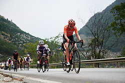 Jeanne Korevaar (NED) at GREE Tour of Guangxi Women's WorldTour 2019 a 145.8 km road race in Guilin, China on October 22, 2019. Photo by Sean Robinson/velofocus.com
