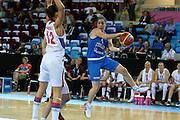 DESCRIZIONE : Orchies 26 giugno 2013 Eurobasket 2013 femminile<br /> Italia Nazionale Femminile Serbia<br /> GIOCATORE : francesca dotto<br /> CATEGORIA : <br /> SQUADRA : Italia Nazionale Femminile <br /> EVENTO : Eurobasket 2013<br /> Italia Nazionale Femminile Serbia<br /> GARA : Italia Nazionale Femminile Serbia<br /> DATA : 26/06/2013<br /> SPORT : Pallacanestro <br /> AUTORE : Agenzia Ciamillo-Castoria/ElioCastoria<br /> Galleria : Eurobasket 2013<br /> Fotonotizia : Orchies 27 giugno 2013 Eurobasket 2013 femminile<br /> Italia Nazionale Femminile Serbia<br /> Predefinita :
