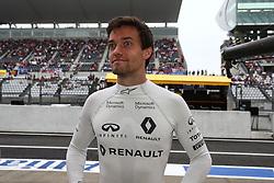 Jolyon Palmer (GBR) Renault Sport F1 Team.<br /> 08.10.2016. Formula 1 World Championship, Rd 17, Japanese Grand Prix, Suzuka, Japan, Qualifying Day.<br />  Copyright: Bearne / XPB Images / action press