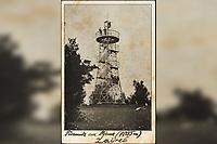 Medvednica : Piramida (1.035 m). <br /> <br /> ImpresumZagreb : Hrvatsko Planinarsko društvo, [19--].<br /> Materijalni opis1 razglednica : tisak ; 9,1 x 14 cm.<br /> SuradnikHitzthaler, S.<br /> NakladnikHrvatsko planinarsko društvo (Zagreb)<br /> Mjesto izdavanjaZagreb<br /> Vrstavizualna građa • razglednice<br /> ZbirkaZbirka razglednica • Grafička zbirka NSK<br /> Formatimage/jpeg<br /> PredmetMedvednica<br /> SignaturaRZG-SLJE-17<br /> Obuhvat(vremenski)20. stoljeće<br /> NapomenaRazglednica nije putovala. • Razglednica je tiskana po fotografiji S. Hitzhalera.<br /> PravaJavno dobro<br /> Identifikatori000954824<br /> NBN.HRNBN: urn:nbn:hr:238:036623 <br /> <br /> Izvor: Digitalne zbirke Nacionalne i sveučilišne knjižnice u Zagrebu
