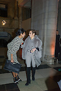 Goga Ashkenazi;  Noomi Rapace, Alexander McQueen: Savage Beauty Gala, Victoria and Albert Museum, and A. 12th March 2015