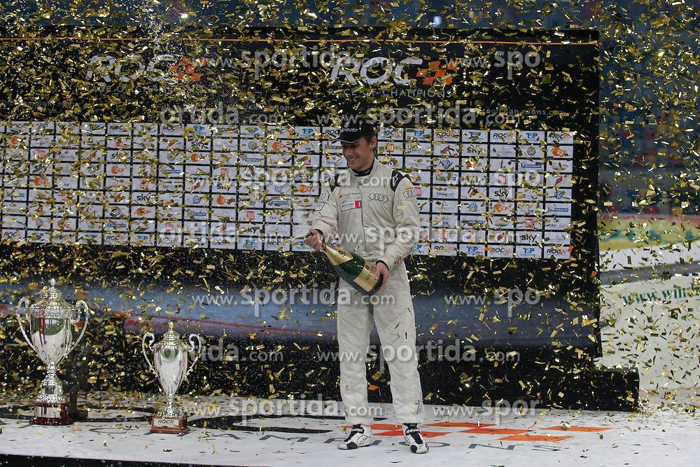 28.11.2010, Esprit Arena, Düsseldorf, GER, Race of Champions, im Bild Filipe Albuquerque (POR, Red Bull Junior of the Year 2006), EXPA Pictures © 2010, PhotoCredit: EXPA/ A. Neis / SPORTIDA PHOTO AGENCY