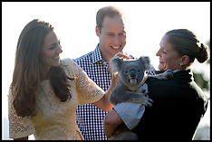 APR 20 2014 Royal Tour of New Zealand and Australia-Day 14