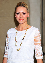 © licensed to London News Pictures. London, UK  05/05/11 Tess Daly attends the Women for Women Gala Awards at Banqueting House London . Please see special instructions for usage rates. Photo credit should read AlanRoxborough/LNP