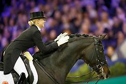 Von Bredow-Werndl Jessica, (GER), Unee BB <br /> Reem Acra FEI World Cup Dressage<br /> Jumping Amsterdam 2016<br /> © Hippo Foto - Dirk Caremans<br /> 30/01/16