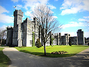 Ashford Castle, Cong, Mayo – b.1881 on earlier Norman site