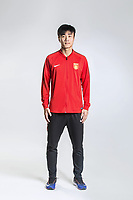 **EXCLUSIVE**Portrait of Chinese soccer player Che Shiwei of Hebei China Fortune F.C. for the 2018 Chinese Football Association Super League, in Marbella, Spain, 26 January 2018.