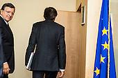 20121004 Barroso and di Rupo meet