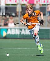 AMSTELVEEN  -  Hockey -  Joep de Mol van OZ.      Beslissende finalewedstrijd om het Nederlands kampioenschap hockey tussen de mannen van Amsterdam en Oranje Zwart (2-3). COPYRIGHT KOEN SUYK