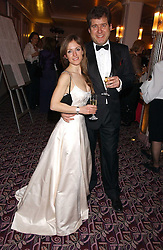 GUY LUCAS and ANDREA LUCAS at a ball in aid of the English National Ballet featuring debutantes rom the forthcoming season held at The park Lane Hotel, Piccadilly, London on 16th March 2006.<br /><br />NON EXCLUSIVE - WORLD RIGHTS