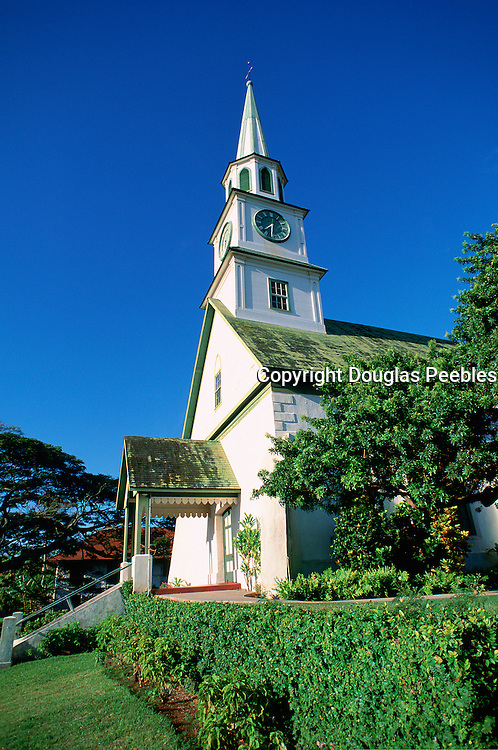 Kaahumanu Church, Wailuku, Maui