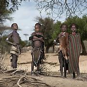 Tuti Daina, Ale Dikara, Toro Bonko and Gulo Daina (R).