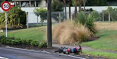 Rotorua-Serious motor accident, Ngongotaha Road