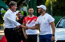 Tennis VIP Pro AM tournament, on 17th of September 2019 in Sport park Tivoli, Ljubljana, Slovenia. Photo by Grega Valancic / Sportida