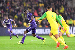 November 4, 2017 - Nantes, France - 09 Yaya SANOGO  (Credit Image: © Panoramic via ZUMA Press)