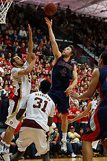 20120121 - St. Mary's at Santa Clara (NCAA Basketball)