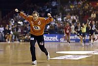 Håndball<br /> Foto: Dppi/Digitalsport<br /> NORWAY ONLY<br /> <br /> PARIS ILE DE FRANCE TOURNAMENT 2006 - PARIS (FRA) - 03 TO 05/11/2006<br /> <br /> Norge v Danmark<br /> DENMARK V NORWAY (WINNER) - KATRINE LUNDE (NOR)
