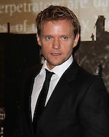 Marc Warren Specsavers Crime Thriller Awards, Grosvenor House Hotel, Park Lane, London, UK, 08 October 2010: For piQtured Sales contact: Ian@Piqtured.com +44(0)791 626 2580 (picture by Richard Goldschmidt)