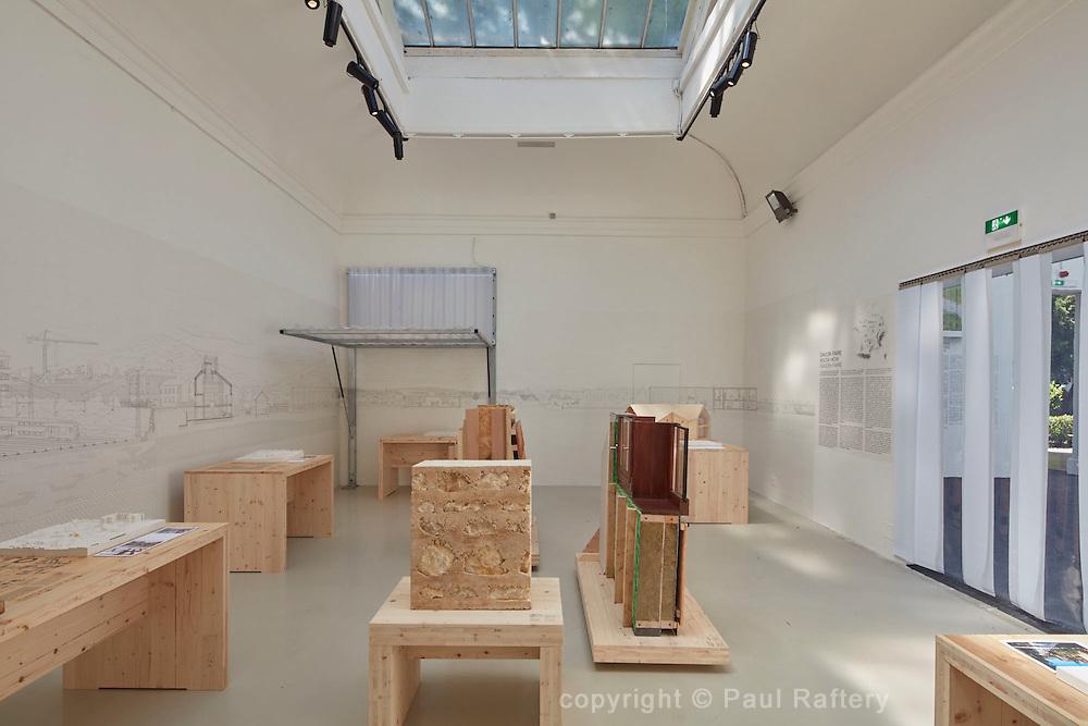 French Pavilion Venice Biennale 2016