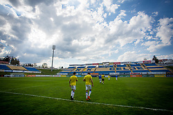 Alen Ozbolt of NK Domzale during football match between NK Celje and NK Domžale in 27th Round of Prva Liga Telekom Slovenije 2016/17, on April 1, 2017 in Arena Petrol, Celje, Slovenia. Photo by Ziga Zupan / Sportida