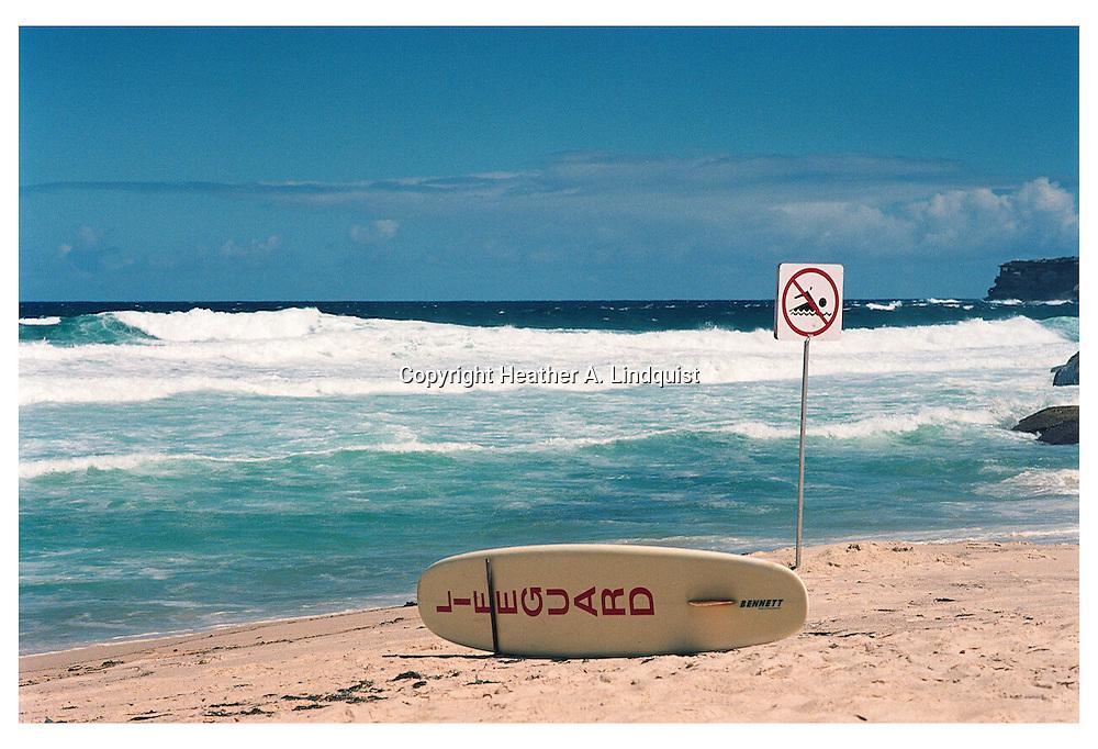 Sydney Beach, Australia