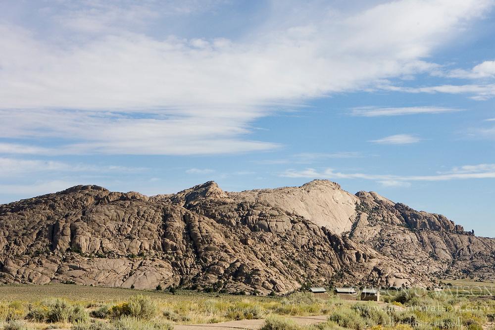 Split Rock, Wyoming.