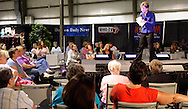 Newscenter 7 anchor Cheryl McHenry during the Dayton Women's Fair at the Airport Expo Center in Vandalia., Saturday, September 17, 2011.