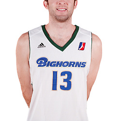 Reno Bighorns Media Day Headshots (2012)