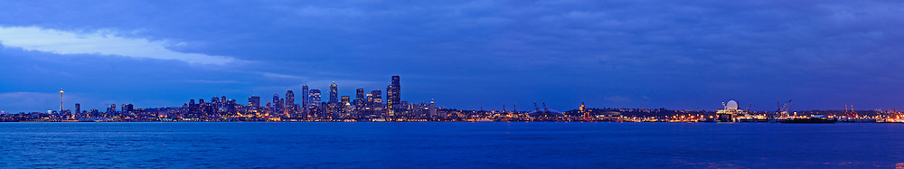 Seattle Skyline, Washington, USA
