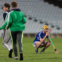Kilmaley's Cian Moloney at the final whistle