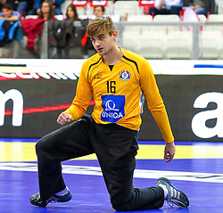 02.11.2014, Albert Schultz Eishalle, Wien, AUT, Team 94 Invitational, Österreich vs Serbien, im Bild Florian Kaiper (AUT)// during the Team 94 Invitational Match between Austria and Serbia at the Albert Schultz Ice Arena, Vienna, Austria on 2014/11/02, EXPA Pictures © 2014, PhotoCredit: EXPA/ Sebastian Pucher