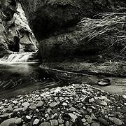 Finnich gorge, Killearn