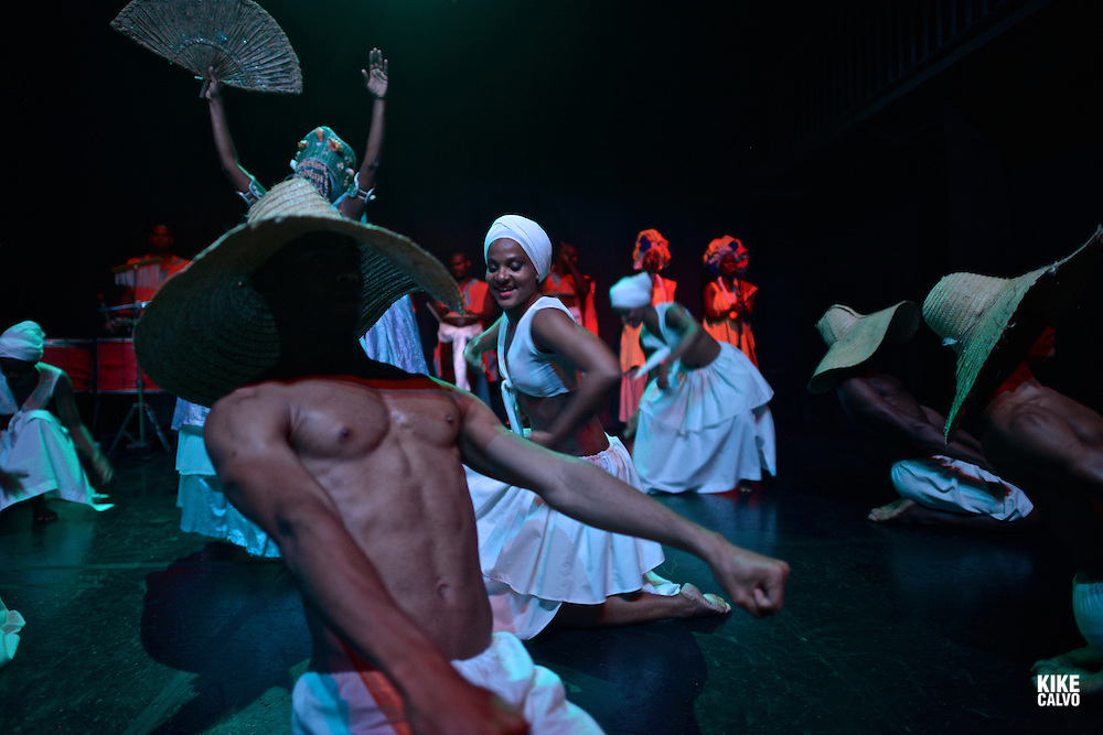 Bahia Folkloric Ballet, locally known as Bale Folclorico da Bahia.