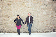 Heather & Mike's Winter Engagement Session