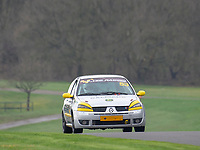 #53 Mark BALMER Renault Clio 182  during K-Tec Racing Clio 182 Championship as part of the 750 Motor Club at Oulton Park, Little Budworth, Cheshire, United Kingdom. April 14 2018. World Copyright Peter Taylor/PSP.