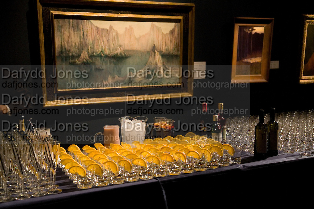 DRINKS, Preview of Greek Sale sponsored by Citibank. Sotheby's. New Bond st. London. 10 November 2008 *** Local Caption *** -DO NOT ARCHIVE -Copyright Photograph by Dafydd Jones. 248 Clapham Rd. London SW9 0PZ. Tel 0207 820 0771. www.dafjones.com