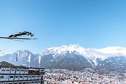 23.02.2019, Bergiselschanze, Innsbruck, AUT, FIS Weltmeisterschaften Ski Nordisch, Seefeld 2019, Skisprung, Herren, im Bild Roman Koudelka (CZE) // Roman Koudelka of Czech Republic during the men's Skijumping of FIS Nordic Ski World Championships 2019. Bergiselschanze in Innsbruck, Austria on 2019/02/23. EXPA Pictures © 2019, PhotoCredit: EXPA/ Dominik Angerer