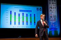 BUSSUM - NVG / NGF/ PGA congres 2018. The drive to happiness. NVG directeur, Lodewijk Klootwijk. .  COPYRIGHT KOEN SUYK