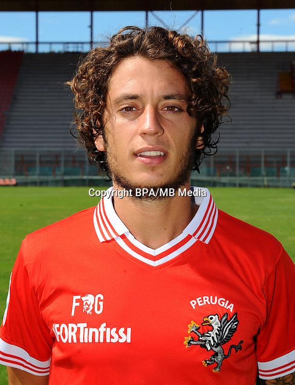 Italian League Serie B -2016-2017 / <br /> ( A.C. Perugia 1905 ) - <br /> Jacopo Dezi