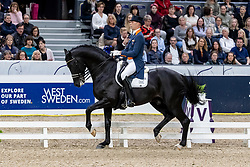Minderhoud Hans Peter, NED, Glock's Dream Boy<br /> LONGINES FEI World Cup&trade; Finals Gothenburg 2019<br /> &copy; Hippo Foto - Stefan Lafrentz<br /> 05/04/2019