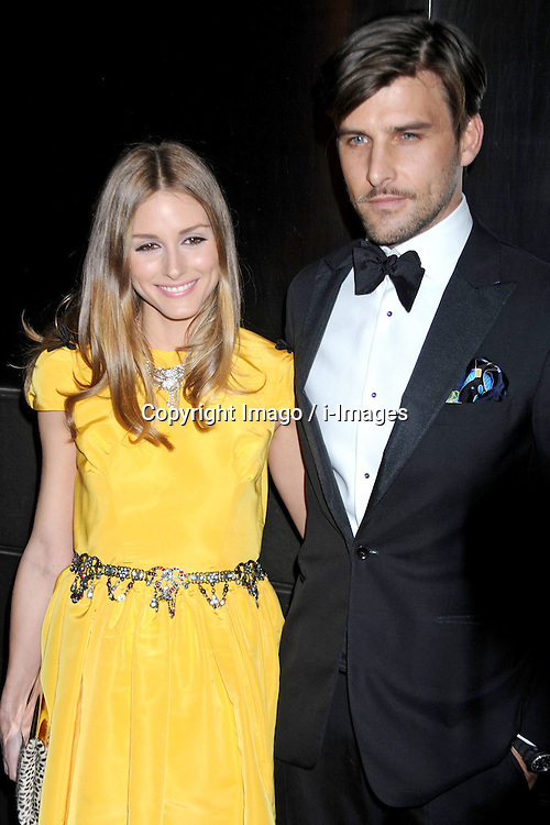 Olivia Palermo and John Huebl attends the New Yorker's For Children's 10th Anniversary A Fool's Fete Spring Dance at Mandarin Oriental Hotel New York, USA, April 9, 2013. Photo by Imago / i-Images...UK ONLY.