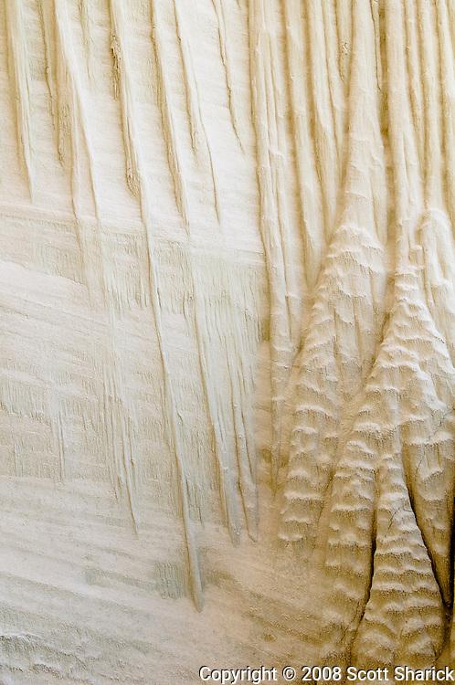 Interesting rock formation in Wahweap Wash, Utah. Missoula Photographer