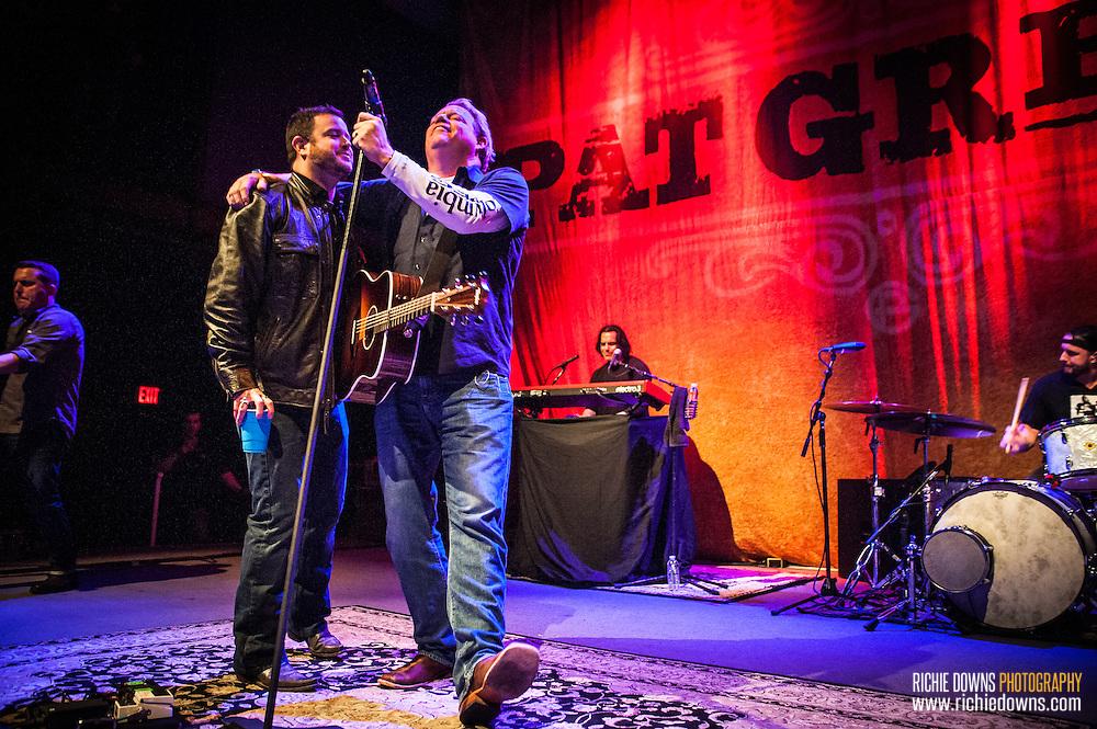 Pat Green preform at 930 Club in Washington, DC on 03/03/2016 (Photos Copyright © Richie Downs).