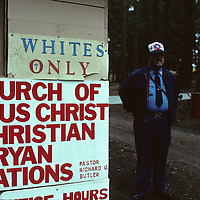Klu Klux Klan and Aryan Nations for Time Magazine