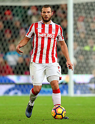 Erik Pieters of Stoke City - Mandatory by-line: Matt McNulty/JMP - 03/01/2017 - FOOTBALL - Bet365 Stadium - Stoke-on-Trent, England - Stoke City v Watford - Premier League