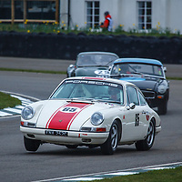 #65, Porsche 911 (1965), confirmed driver: Mark Bates at Goodwood 76th Members Meeting, Goodwood Motor Circuit, on 17.03.2018